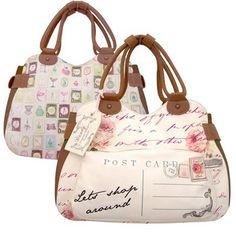 Dandy handtas van Disaster Design, origineel, ik vind het een super merk!