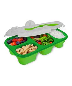Look at this #zulilyfind! Green Portion Perfect Meal Kit Plastic #zulilyfinds