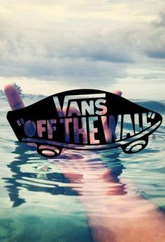 ☽Paradise City☾ vans, of the wall