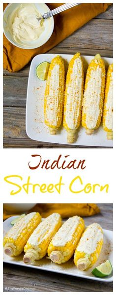 ... Maize on Pinterest | Mexican street corn, Sweet corn and Roasted corn