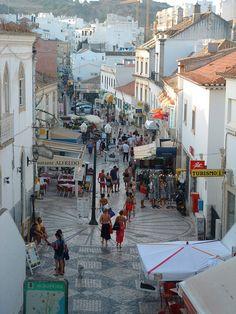 Albufeira. Algarve, Portugal