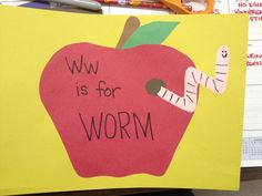 letter w crafts for preschoolers Preschool Projects, Daycare Crafts, Toddler Crafts, Preschool Activities, Preschool Circus, Preschool Boards, Preschool Alphabet, Classroom Projects, Alphabet Letter Crafts