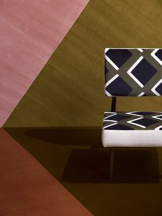 Pierre Frey presents the new velvet collection made with the architect and designer India Mahdavi: deep and bright colors and geometric patterns. Deer Fabric, Appartement Design, Studios, French Fabric, Fabric Houses, New Room, Life Is Beautiful, Decoration, Color Inspiration