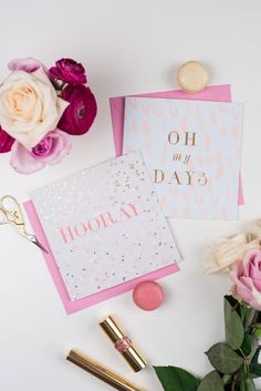 Studio Seed is all about making life more beautiful. One little note, card  and gift at a time.  Our new 'Wordplay' cards have been designed to spread the love and kindness  for any occasion - the chicest way to send handwritten notes and  thank-yous.  This design features the caption 'Oh My