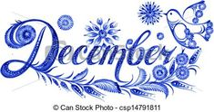 December the name of the month. December, name of the month, hand drawn, vector, illustration in ukrainian folk style. December Baby, March Month, December Birthday, Birthday Month, December Flower, January, I Love Winter, Winter Time, December Quotes