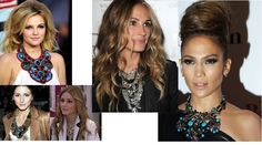 Go Big or Go Home: Fashion Trend - Statement Necklaces!