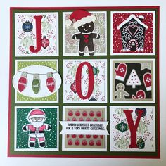 Picks from My Pals Stamping Community! (Mary Fish, Stampin' Pretty The Art of Simple & Pretty Cards) Stampin Up Christmas, Christmas Greetings, Christmas Projects, Christmas Themes, Christmas Tree Napkins, Mary Fish, Stampin Pretty, Craft Night, Winter Cards