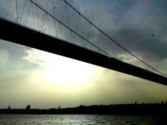 Am Bosporus - zwischen Europa und Asien