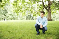 Mitch, Loose Park Mini Session, Kansas City MO, Senior Photography | The Mullikin Studio