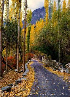Hunza Valley, Gilgit Baltistan,Pakistan