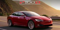 "Watch a ""Ludicrous "" Tesla Model S P100D Do 0-60 in 2.39 Seconds"