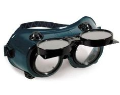 Steampunk Mechanics Dream Welding Goggles with Flip-up Lenses and Adjustable Elastic Strap