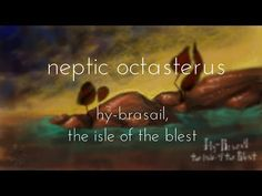 NeoFolk Celtic Fantasy | Hy-Brasail, The Isle Of The Blest | Art & Music - YouTube