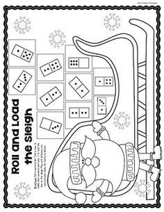 Decomposing Numbers Kindergarten Worksheets