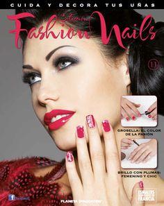 Fascículo 11 de Colección Fashion Nails