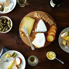 French Cheese & Snack Sampler - just needs @SahaleSnacks - #snackbetter