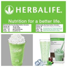 WOW... Is it worth it? order yours at www.goherbalife.om/blancah or msg me at estelarr05@hotmail.com