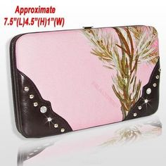 Realtree Camo AP ® Pink Wallet by Realtree, http://www.amazon.com/dp/B007O5VR56/ref=cm_sw_r_pi_dp_NJYErb1V5XJV6