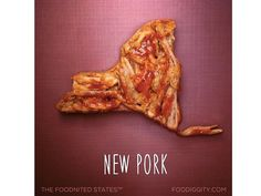 Innamorarsi in cucina: Foodnited States of America