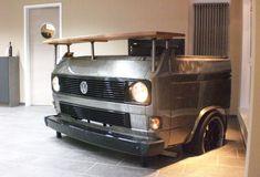 VW T 3 Theke