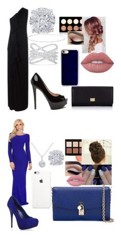 """Get the Look!: Presidential Edition"" by mads-p on Polyvore featuring Givenchy, NYX, Dolce&Gabbana, Lime Crime, Anne Sisteron, Effy Jewelry, Casetify, Anastasia Beverly Hills and EWA"