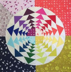 Right Round by Janice Ryan   Quilting Pattern