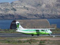 Canary Islands Spotting....Spotter: EC-LGF  Binter Canarias   ATR 72-500    Gran Canar...