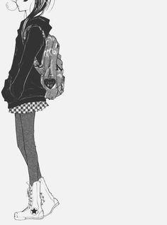 anime sad đen trắng - Tìm với Google
