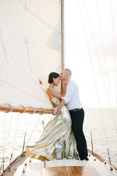 Beautiful shot on a sailboat!