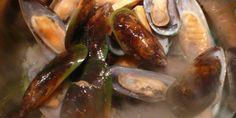 Bouillon de Moules, Mussel Stock ( via Escoffier at Home)