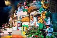 Wizard of Oz Munchkin Land   Inspiration for Munchkinland...