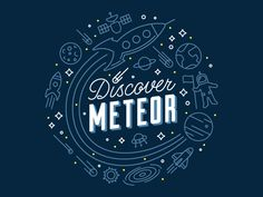 Discover Meteor T-shirt