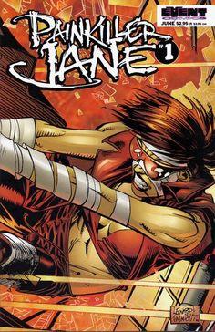 Painkiller Jane #1