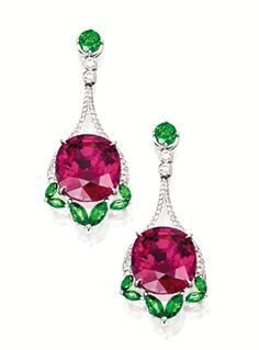 Tourmaline Jewelry Pink Watermelon Green Amp Black