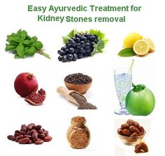 Natural treatment for kidney stone