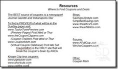 Great site with info about teaching your own coupon class