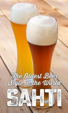 Sahti - The Oldest Beer Style in the World