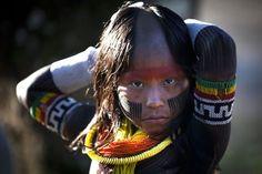 Kayapo Tribe