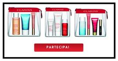 Vinci gratis un beauty kit Clarins