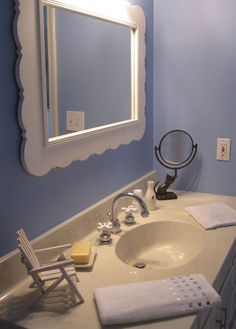 1000 images about bathroom pics on pinterest monkey for Periwinkle bathroom ideas