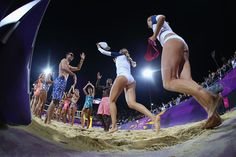 Beach Volleyball: Day 4 - Beach Volleyball Slideshows   NBC Olympics