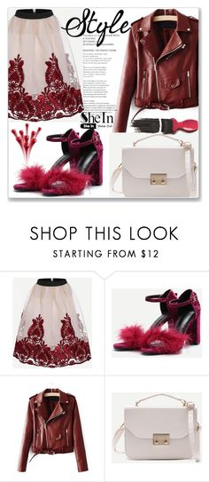 """Shein"" by almamehmedovic-79 ❤ liked on Polyvore featuring Avon"