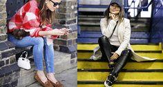 A Carmen Steffens está fazendo um super sucesso aqui em Nova York com as Influencers F*hits. Os sapatos mais importantes do momento, desde um maxi sneaker com taxas douradas (desejo total!!) até uma ankle boot estilo glam-futurístico, a CS tem um pouco de tudo e nós amamos!!! Veja os looks mais lindos das bloggers nas …