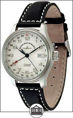 Zeno-Watch Reloj Mujer - NC Retro GMT (Dual Time) - 9563-e2  ✿ Relojes para hombre - (Lujo) ✿