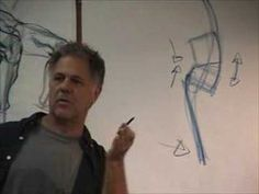 ▶ Life Drawing Demo (Opening Thoughts on How to Draw the Figure) - YouTube