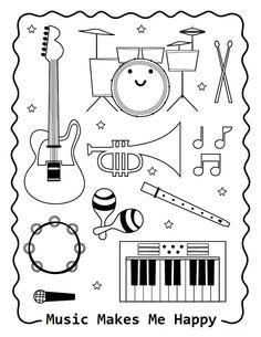 Music Makes me Happy Lesson 39