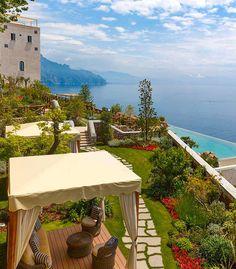 Monastero Santa Rosa Hotel & Spa, Amalfi Coast, Italy