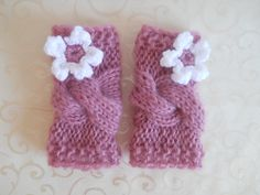 Baby Leg Warmers Crochet Baby Legwarmers Baby Girl Leg by effybags, $15.00