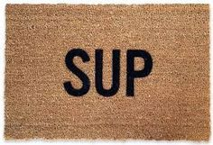 funny welcome rugs - Google Search