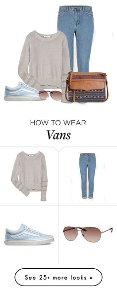 """Untitled #517"" by doroteagale on Polyvore featuring T By Alexander Wang, Vans, Marc by Marc Jacobs, women's clothing, women's fashion, women, female, woman, misses and juniors"